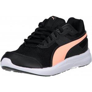 Dámská běžecká obuv PUMA ESCAPER MESH 36430723 BLACK/BRIGHT PEACH/PEACH BUD/WHITE