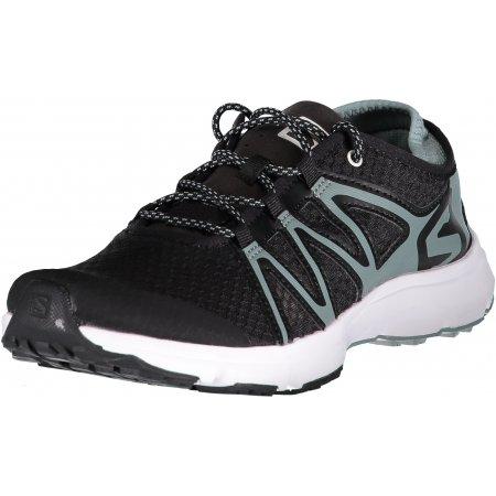 Pánské běžecké boty SALOMON CROSSAMPHIBIAN SWIFT 2 L40747300 BLACK/LEAD/WHITE