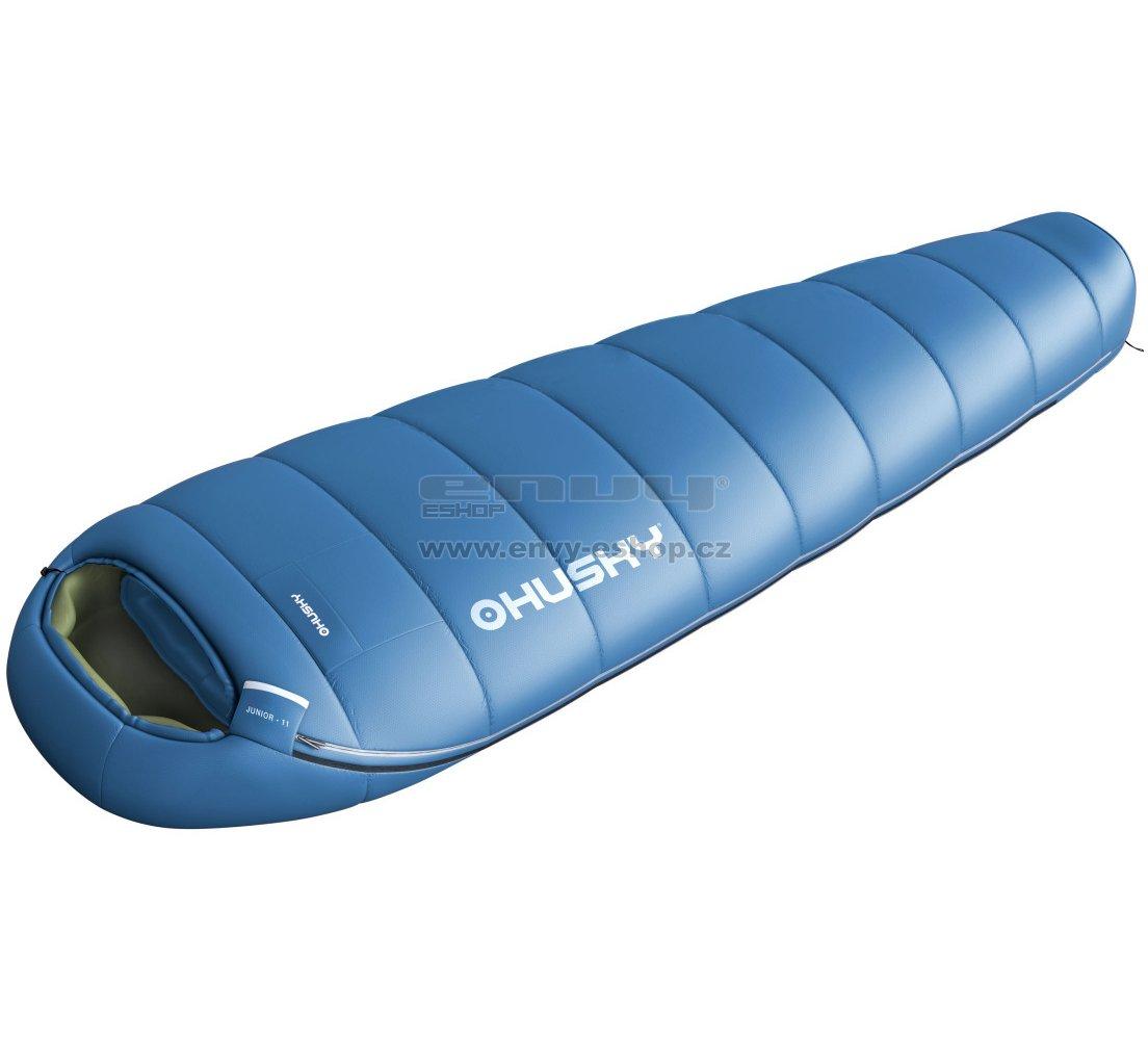 c90f992381 Dětský spací pytel HUSKY JUNIOR -10°C MODRÁ velikost  unisize   ENVY ...