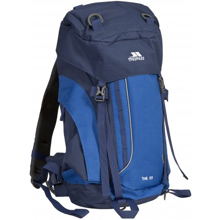 Batoh TRESPASS TREK 33 ELECTRIC BLUE