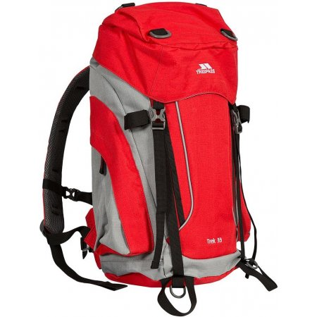 Batoh TRESPASS TREK 33 RED TONE