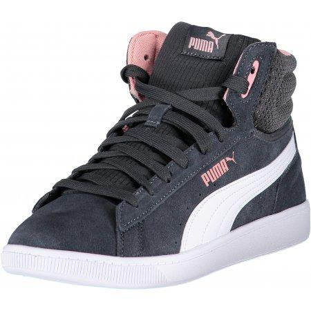 Dámské boty PUMA VIKKY V2 MID 36986702 DARK SHADOW/PUMA WHITE