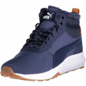Pánské zimní boty PUMA ST ACTIVATE MID WTR 36978403 PEACOAT/PEACOAT
