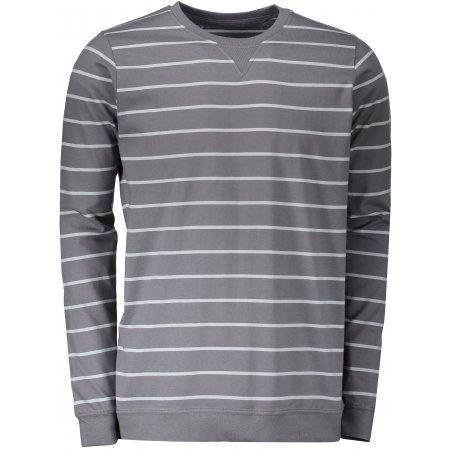Pánské triko ALTISPORT NERG MTSP480 SVĚTLE ŠEDÁ