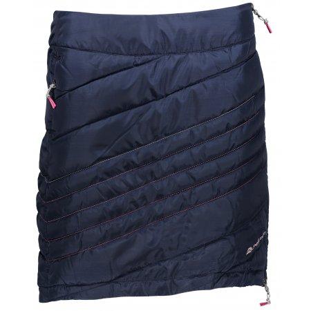 Dámská sukně ALPINE PRO TRINITY 6 LSKP182 TMAVĚ MODRÁ