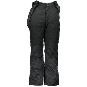 Dětské lyžařské kalhoty ALPINE PRO ANIKO 3 KPAP168 ČERNÁ