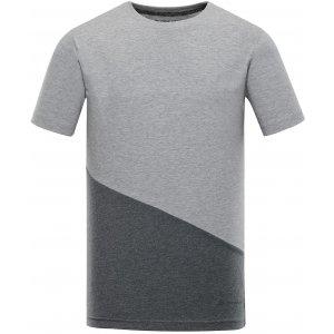 Pánské triko ALPINE PRO DIAR MTSP407 ŠEDÁ