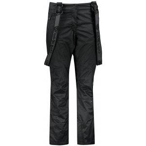 Dámské lyžařské kalhoty ALPINE PRO ANIKA LPAP361 ČERNÁ