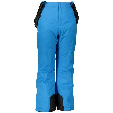 Dětské lyžařské kalhoty ALPINE PRO ANIKO 3 KPAP168 SVĚTLE MODRÁ
