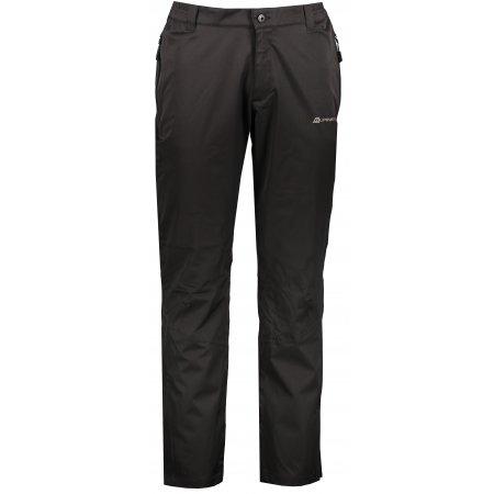 Pánské softshellové kalhoty ALPINE PRO OLWEN 3 MPAP373 ČERNÁ
