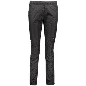 Dámské zateplené kalhoty ALPINE PRO HUWA 2 LPAP344 ČERNÁ