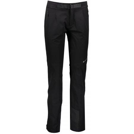 Dámské softshellové kalhoty ALPINE PRO ROHANA LPAP342 ČERNÁ