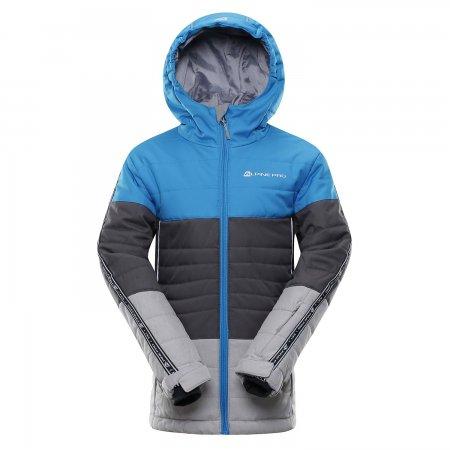 Dětská lyžařská bunda ALPINE PRO WIREMO 3 KJCP155 SVĚTLE MODRÁ