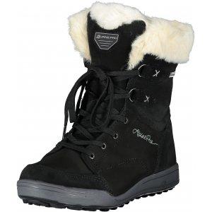 Dámské zimní boty ALPINE PRO NOORVIKA LBTP216 ČERNÁ