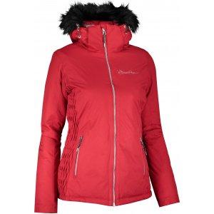 Dámská zimní bunda ALPINE PRO MEMKA 4 LJCP355 ČERVENÁ