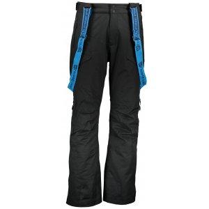 Pánské lyžařské kalhoty ALPINE PRO NUDD 5 MPAP393 ČERNÁ