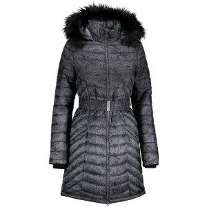 Dámský zimní kabát ALPINE PRO NAYDA LCTP095 SVĚTLE ŠEDÁ