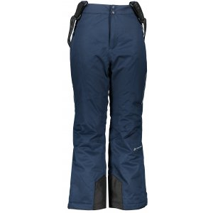 Dětské lyžařské kalhoty ALPINE PRO ANIKO 3 KPAP168 TMAVĚ MODRÁ