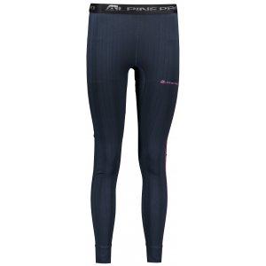 Dámské termo kalhoty ALPINE PRO SUSY 2 LUNP053 TMAVĚ MODRÁ