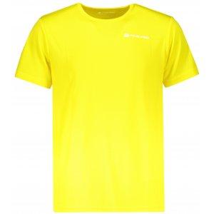 Pánské funkční triko ALPINE PRO OHVICE MTSN496 ŽLUTÁ