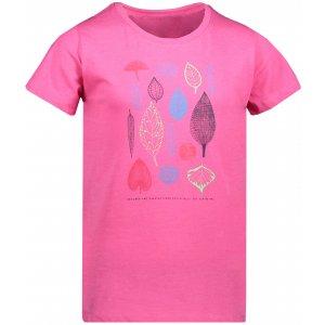 Dětské triko ALPINE PRO BRANTO 2 KTSP196 RŮŽOVÁ