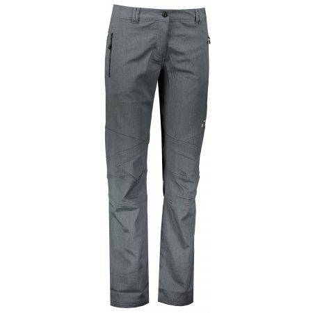 Dámské softshellové kalhoty ALPINE PRO MURIA 4 LPAP341 ČERNÁ