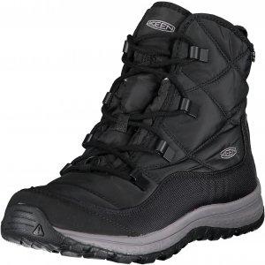 Dámské zimní boty KEEN TERRADORA ANKLE WP W BLACK/STEEL GREY