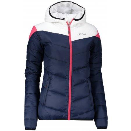Dámská zimní bunda ALTISPORT MERENA TMAVĚ MODRÁ