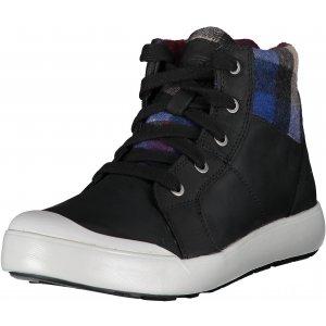 Dámské zimní boty KEEN ELENA MID W BLACK/PLAID