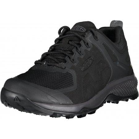 Dámské boty KEEN EXPLORE WP W BLACK/STAR WHITE