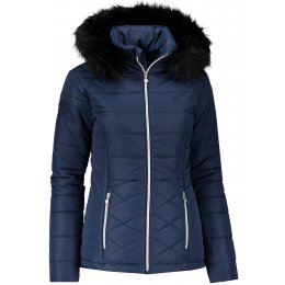 Dámská zimní bunda ALTISPORT DALEN TMAVĚ MODRÁ