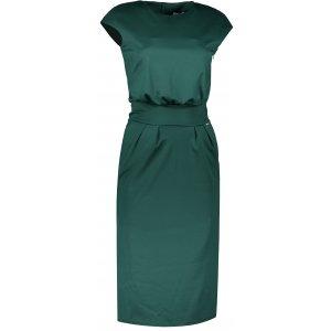 Dámské šaty NUMOCO SARA A144-8 ZELENÁ