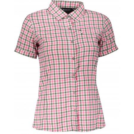 Dámské košile ALPINE PRO LURINA 4 LSHR021 RŮŽOVÁ