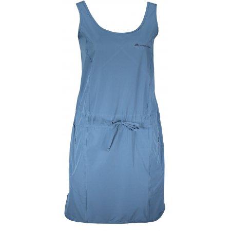 Dámské sportovní šaty ALPINE PRO PATA LSKR185 MODRÁ