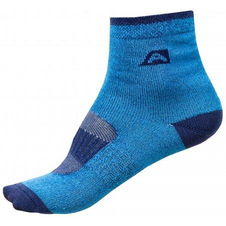 Dětské ponožky ALPINE PRO RAPID 2 KSCR014 MODRÁ