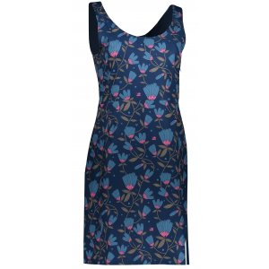 Dámské sportovní šaty ALPINE PRO ELANDA 3 LSKR150 MODRÁ