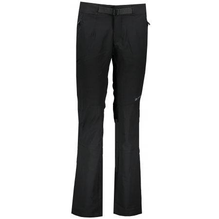 Dámské softshellové kalhoty ALPINE PRO MUNIKA 2 LPAR359 ČERNÁ
