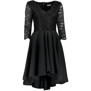 Dámské šaty NUMOCO NICOLLE A210-10 ČERNÁ