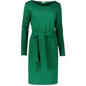 Dámské šaty NUMOCO A209-2 ZELENÁ