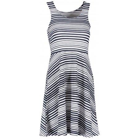 Dámské šaty ALTISPORT ILEMA LSKR268 MODRÁ