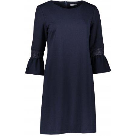 Dámské šaty NUMOCO A190-6 MODRÁ