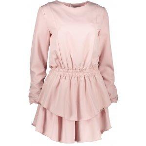 Dámské šaty NUMOCO MATTIE A289-1 RŮŽOVÁ