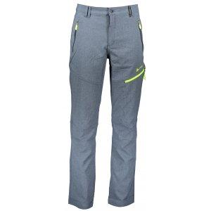 Pánské softshellové kalhoty ALPINE PRO CARB 4 MPAR379 MODRÁ