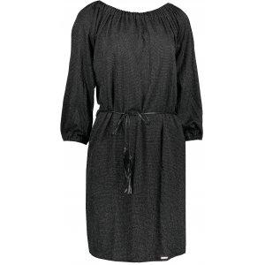 Dámské šaty NUMOCO DINA A270-2 ČERNÁ