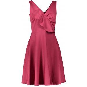 Dámské šaty NUMOCO ANITA A274-1 BORDO
