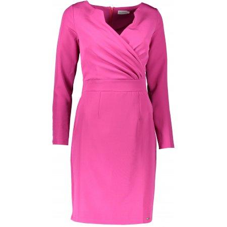 Dámské šaty NUMOCO MIA A272-1 RŮŽOVÁ
