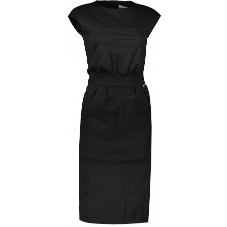 Dámské šaty NUMOCO SARA A144-3 ČERNÁ