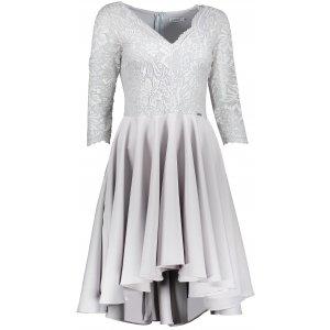 Dámské šaty NUMOCO NICOLLE A210-9 ŠEDÁ