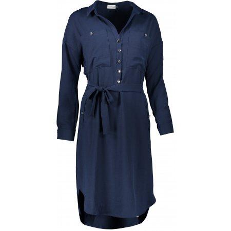 Dámské šaty NUMOCO BROOKE A258-3 MODRÁ