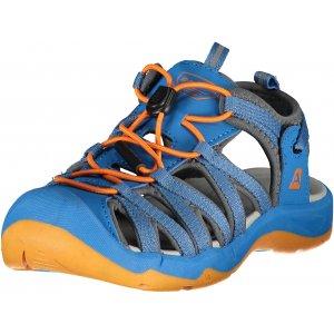 Dětské sandále ALPINE PRO LANCASTERO 2 KBTR221 MODRÁ